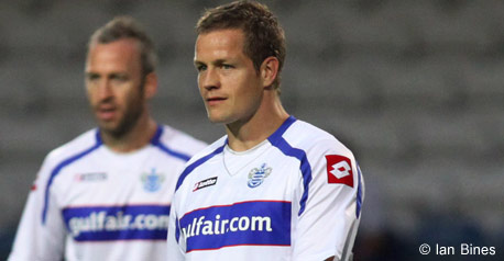 Helguson is QPR's Kevin Davies, says boss