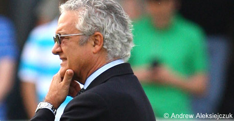 Paladini's six-year reign is over