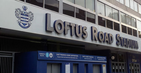 Leaving Loftus Road is a key aim.