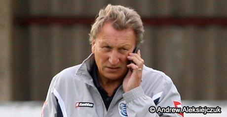 Warnock hints at January bid for Defoe