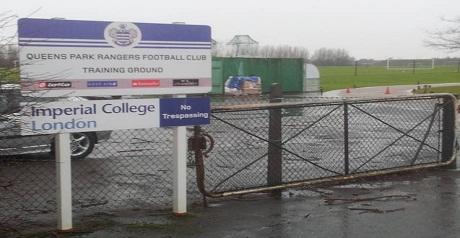 Weather forces QPR to abandon Harlington