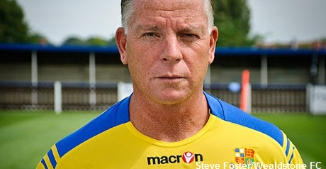 Gordon Bartlett, Wealdstone manager
