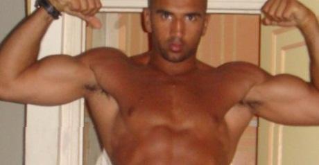 Ali Adams boxer