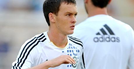 Josh McEachran of Chelsea