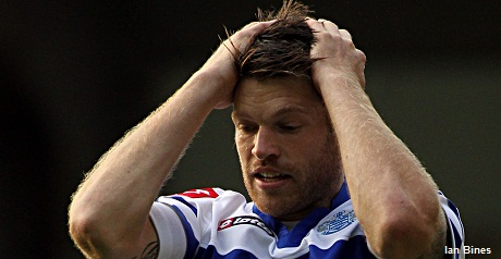 Last-gasp goal crushes QPR's survival hopes