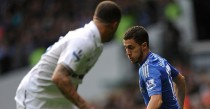 Hazard has terrorised defences since his arrival in the Premier League