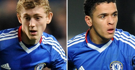Coach confirms Chelsea are keen for young duo to go on loan