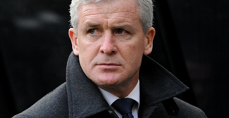 Hughes insists Alonso should have been sent off