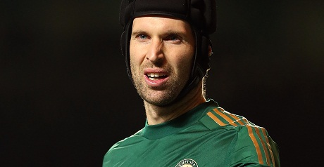 Cech has also been linked with the likes of Paris St-Germain