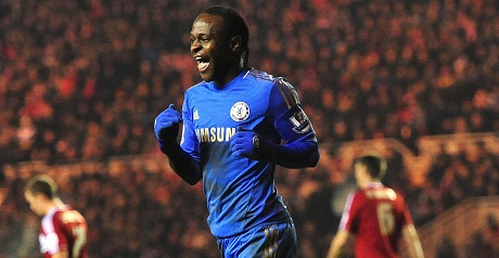 Moses signs new Chelsea deal and joins West Ham on loan