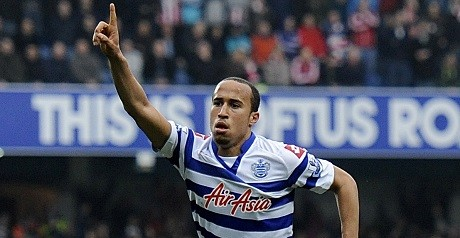 Townsend impressed for QPR.