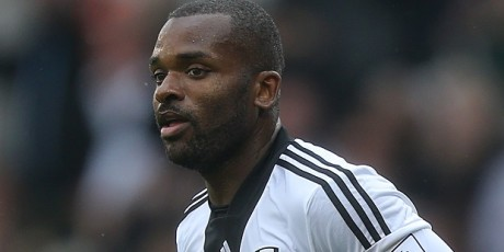 Darren Bent of Fulham