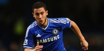The superb Hazard scored a hat-trick.