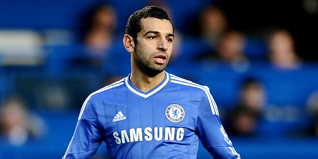 Chelsea's Salah completes Roma loan move