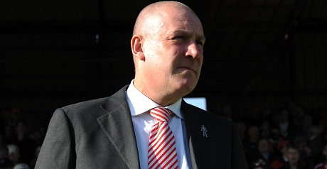 Warburton was full of praise for his players after the game at Griffin Park