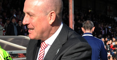 Mark Warburton, Brentford manager