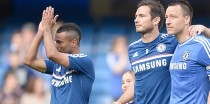 Terry, Lampard and Cole are out of contract this summer