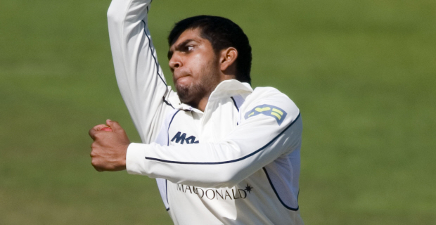 Four for Patel as Middlesex rein in Sussex