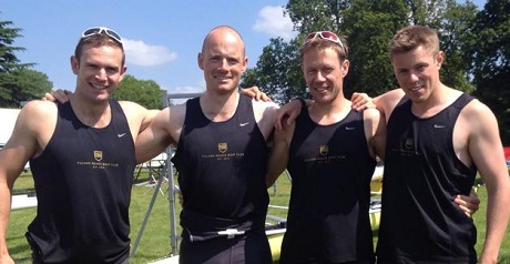Hammersmith club wins on Henley debut
