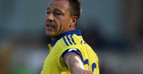 John Terry of Cheksea