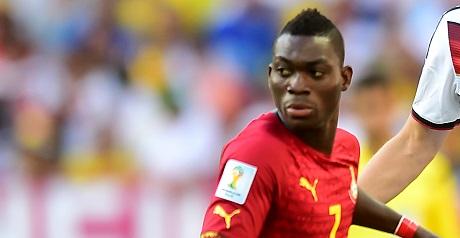 Soccer - FIFA World Cup 2014 - Group G - Germany v Ghana - Estadio Castelao