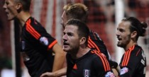 McCormack savoured his first goal for his new club