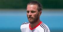 Soccer - Pre-Season Friendly - Rizespor FC v Fulham - Jenbach Stadium - Austria