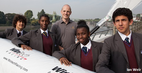 Local schools out to 'bust the myth' with learn-to-row courses