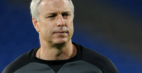Could Symons get the job on a permanent basis?