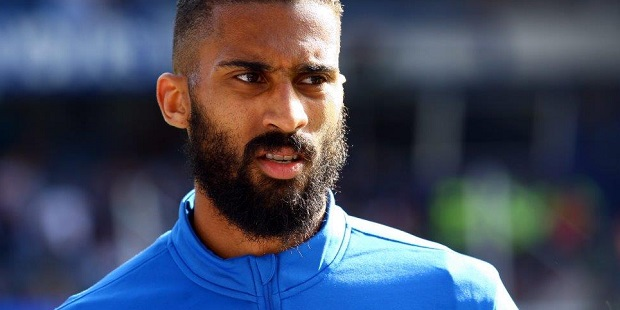 Armand Traore of QPR