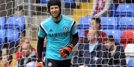 Cech has not made a league appearance so far this season