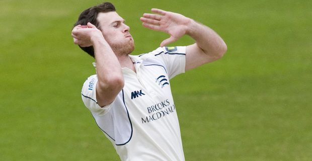 Middlesex wrap up crucial win as Harris skittles Durham again