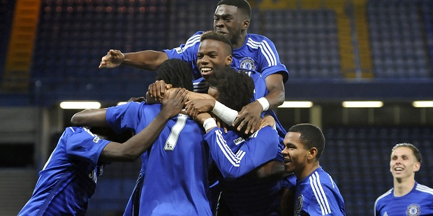 Chelsea youngsters demolish Fulham to reach semi-finals yet again