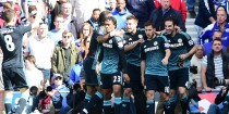 Fabregas' fifth goal of the season gave Chelsea victory at Loftus Road