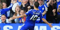 Hazard has been in brilliant form for Chelsea this season