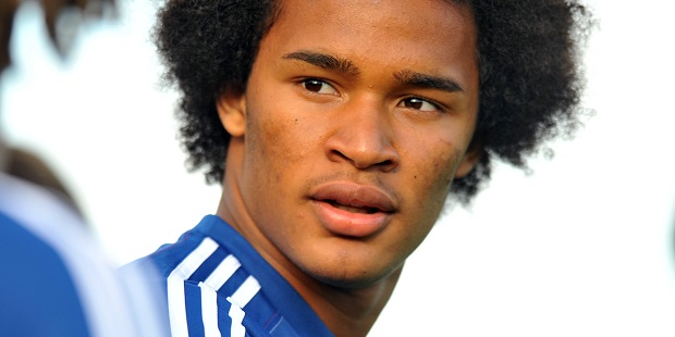 Izzy Brown of Chelsea