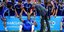Chelsea's title triumph meant Drogba bowed out in style