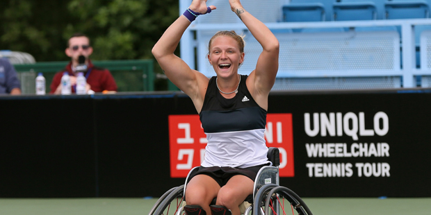 Whiley targets Rio after British Open title