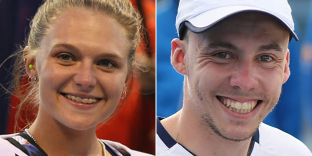 Whiley and Lapthorne in British Open finals