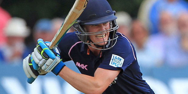 Gubbins targets white-ball success for Middlesex