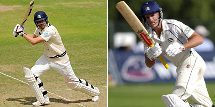 Malan and Dexter defy Durham on wicket-laden day