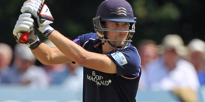 Middlesex facing One-Day Cup exit after Notts defeat