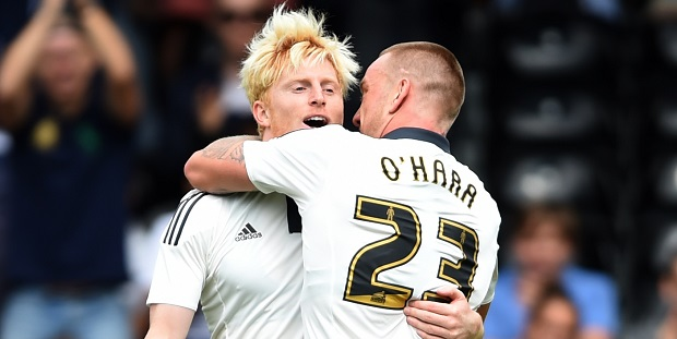 Fulham beat Rotherham to clinch first league win