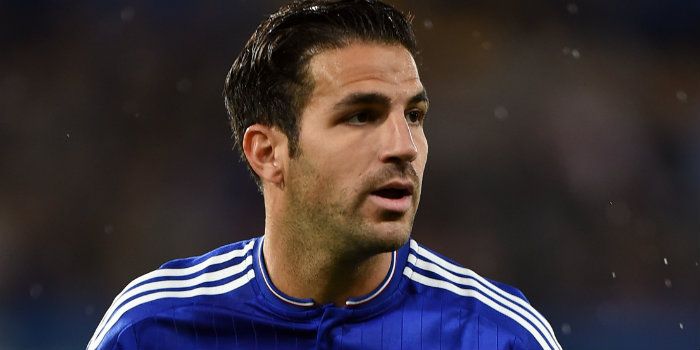 Terry in the spotlight but the Fabregas issue is also a problem for Chelsea