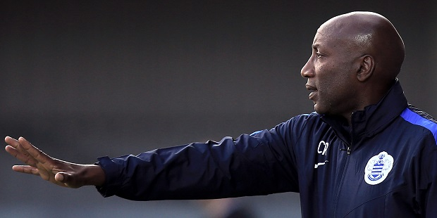 QPR boss Chris Ramsey