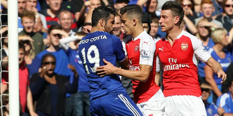Chelsea v Arsenal005