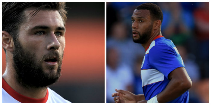 QPR: Charlie Austin and Matt Phillips