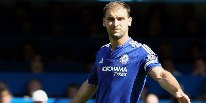 Chelsea's Ivanovic back in training