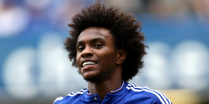 Willian speaks about snubbing Spurs move