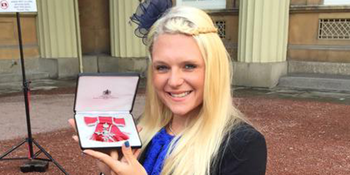 Whiley MBE